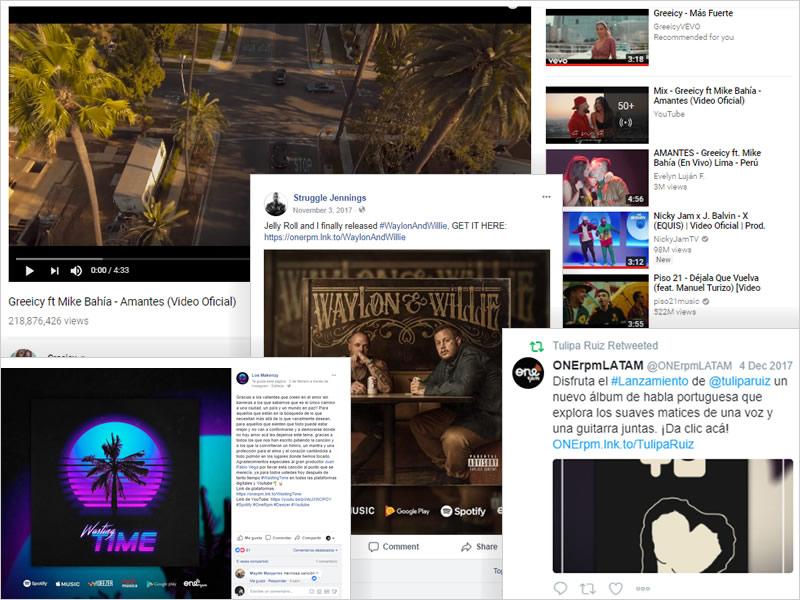 ONErpm: Marketing   Music Distribution